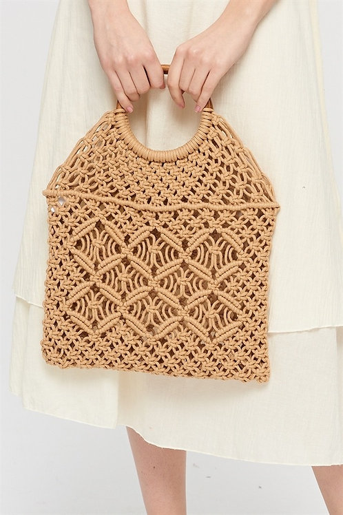 The Crochet Tote