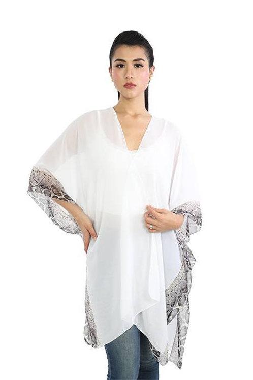 The Snakeskin Kimono