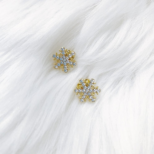 The Snowflake Earring, Small