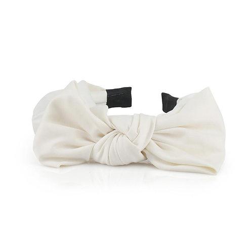 Luxury Satin Bow Headband
