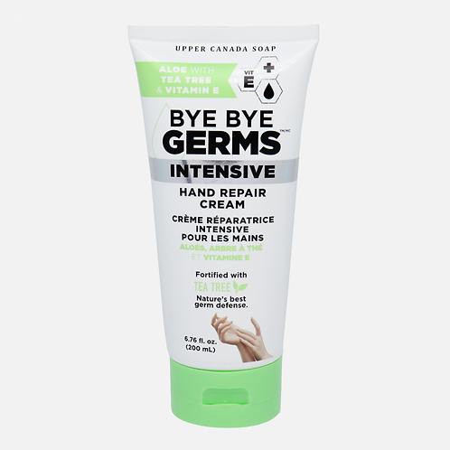 Hand Intensive Repair Cream with Aloe, Tea Tree and Vitamin E
