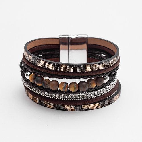The Precious Leather Bracelet