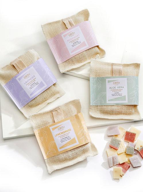 Natural Soap Wash Pads