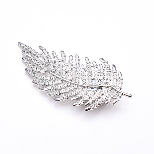 Feather Magnetic Brooch