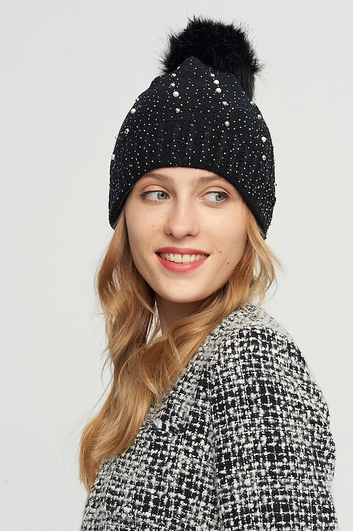 The Sparkle and Pearl Toque