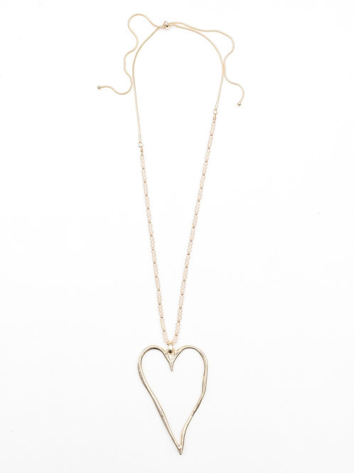 The Heart Strings Necklace