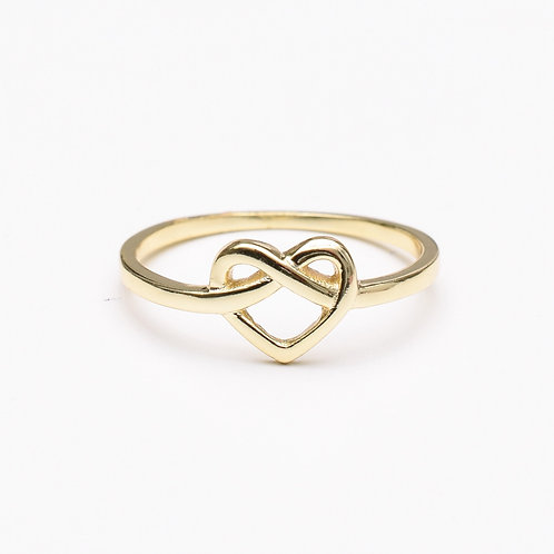 The Endless Love Sterling Silver Ring