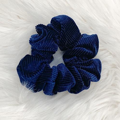 Ribbed Velvet Scrunchie
