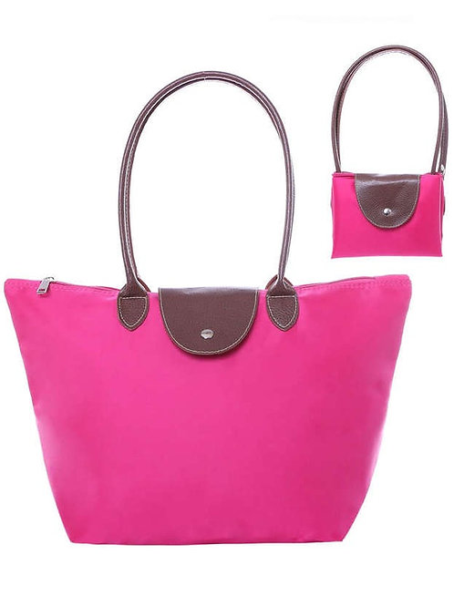 The Everyday Tote, Fuschia