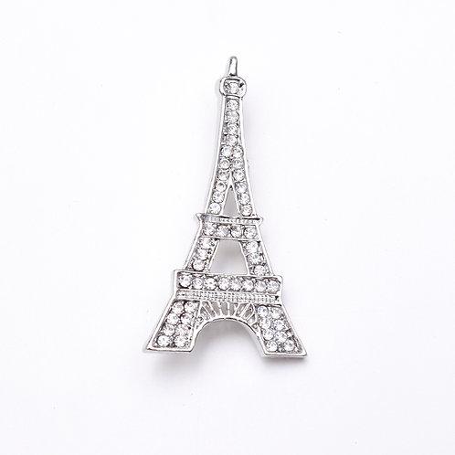 Paris Brooch