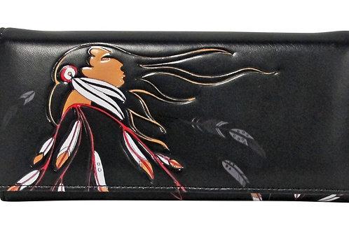 Maxine Noel Eagle's Gift Wallet