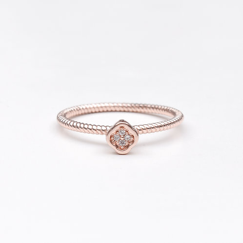 The Minimal Cluster Ring