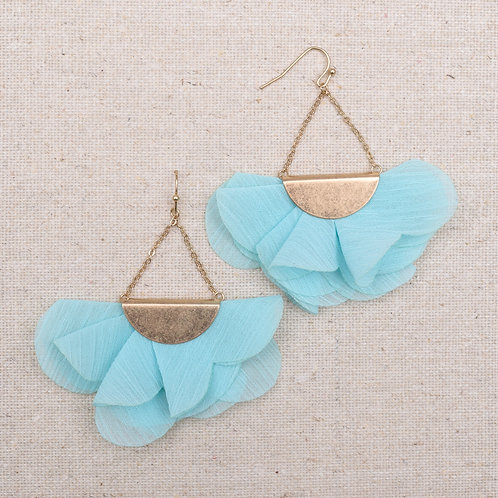 The Flirty Flare Earrings