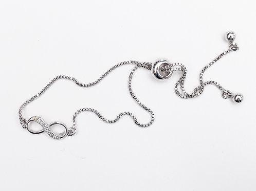 The Infinite Mini Bracelet
