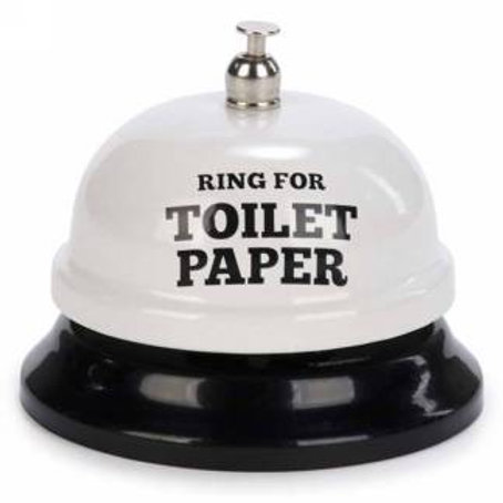 Ring For Toilet Paper Bell