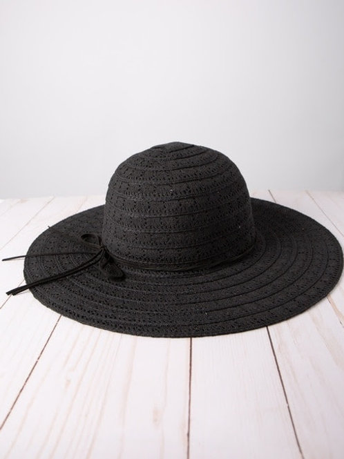 The Evy Eyelet Hat