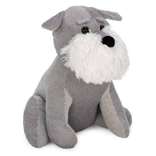 Grey Dog Door stopper