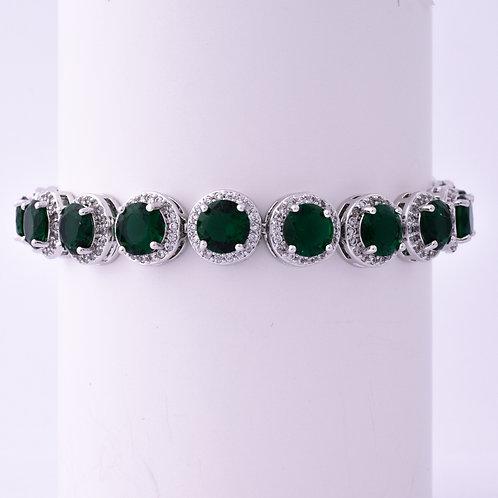The Princess Bracelet, Green