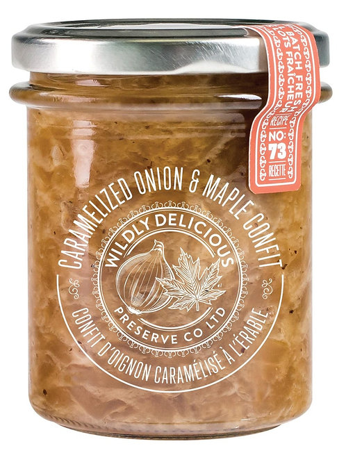 Caramelized Onion & Maple Confit