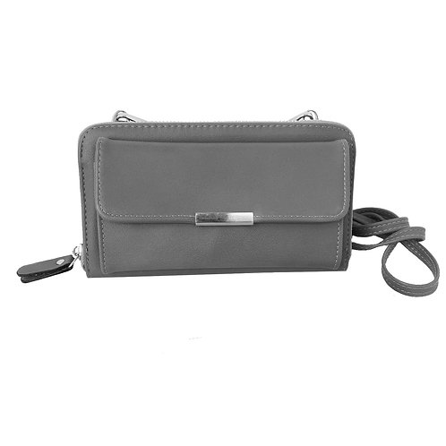 The Cross Wallet, Grey
