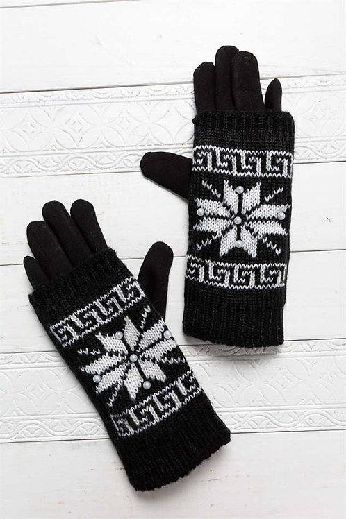 The Snowflake Gloves