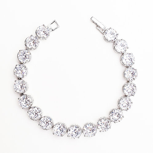 The Cinderella Cubic Bracelet