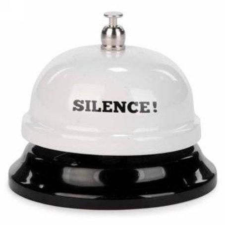 Silence! Bell