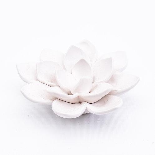 Small Flower Decor, White