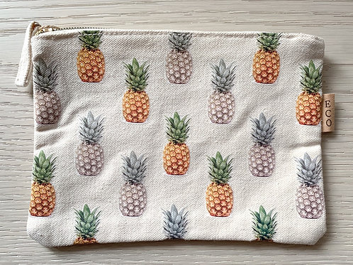 Pineapple Mask Pouch
