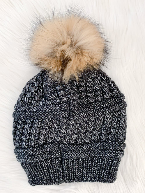 The Kinsley Toque, Black