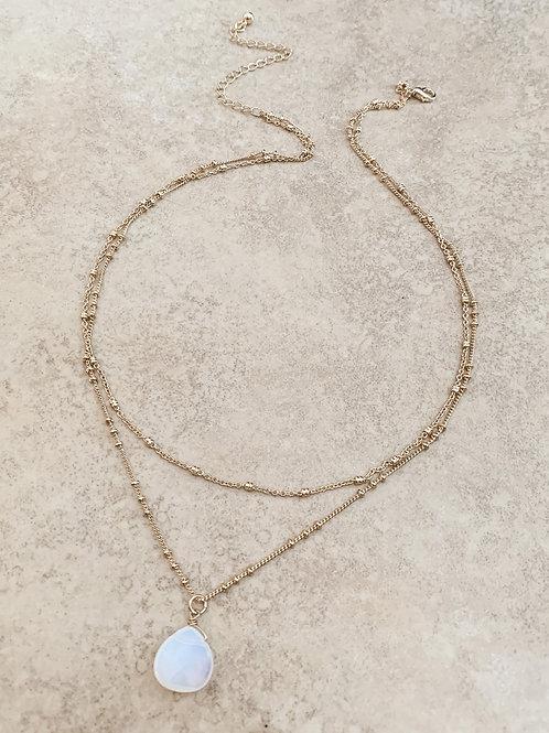The Precious Gem Necklace, Opal