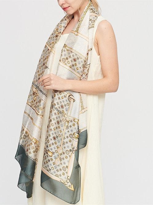 The Royal Silk Scarf