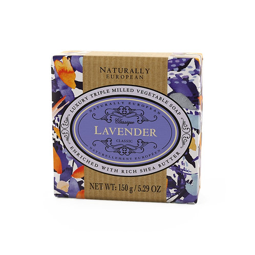 Lavender Luxury Soap