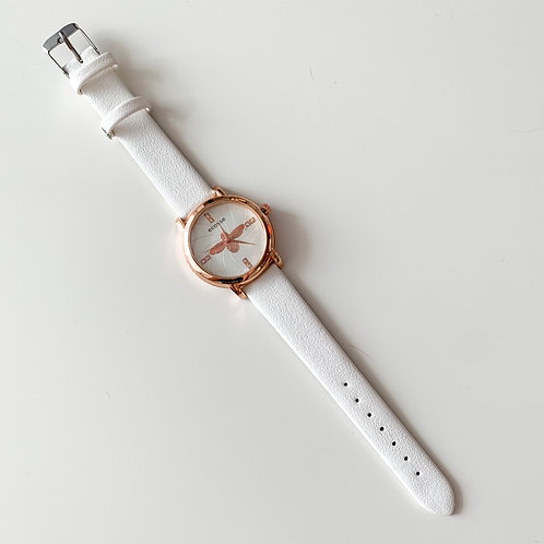 Bee Watch, White