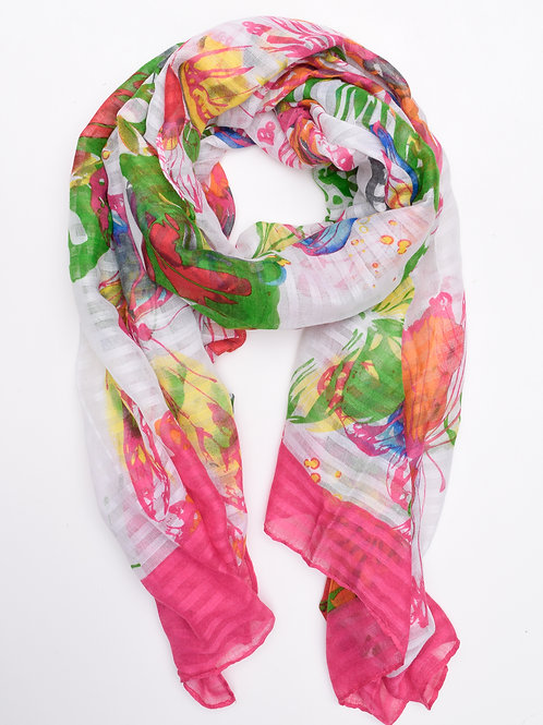 The Wild Butterfly Scarf