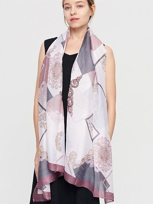 The Vintage Silk Scarf