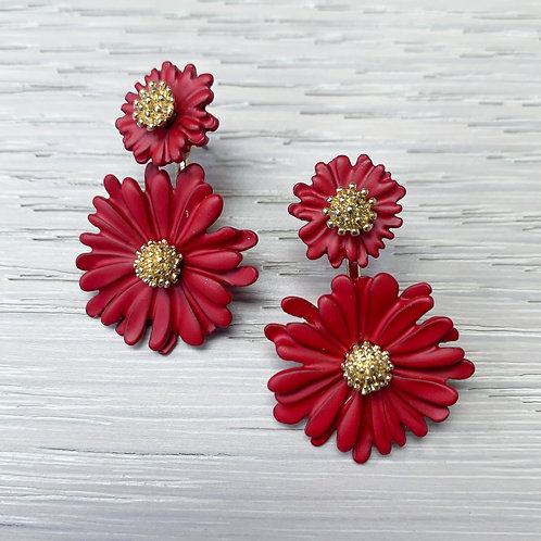 The Daisy Drops, Red