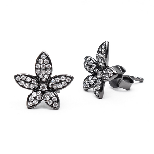 The Flower, 925 Sterling Silver