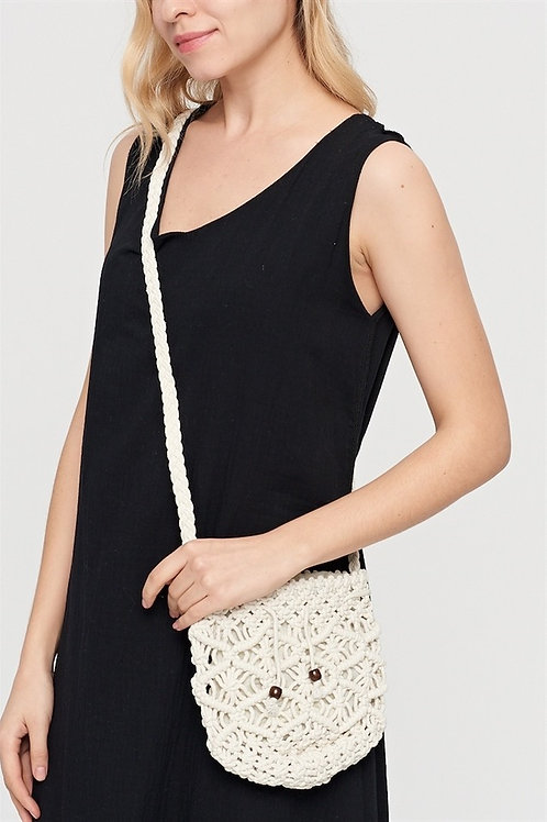 The Crochet Crossbody