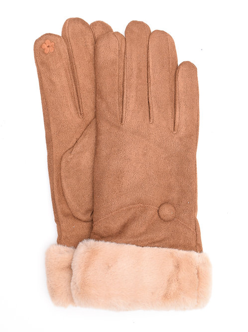The Charlotte Gloves, Camel