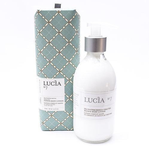 Lucia No.7 Sea Watercress & Chai Tea
