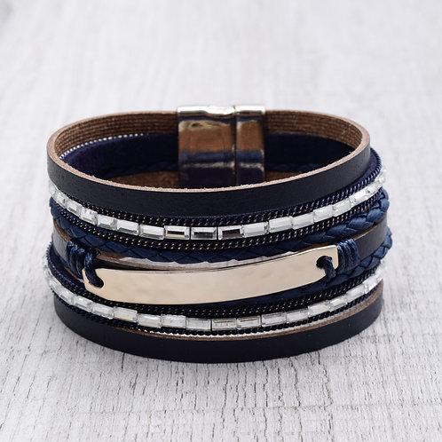 Beveled Glitz Bracelet