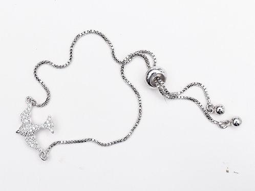 The Delicate Dove Bracelet