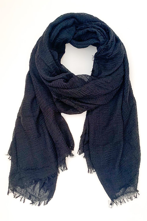 The Everyday Cotton Scarf