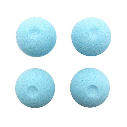 Blue Raspberry Cocktail Bombs, Set of 4