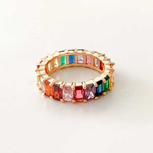 The Rainbow Ring, Gold