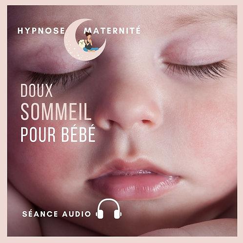 Doux sommeil pour bébé avec l'hypnose
