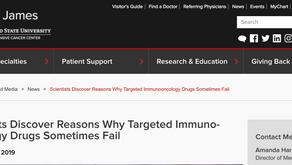 (肝癌、肺癌)探究為何PD-1抑制藥沒效的原因