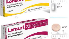 (大腸癌)Murlentamab(GM102)+朗斯弗的有效性?