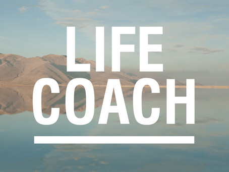 WHY GET A LIFE COACH, WHEN YOU CAN BE A LIFE COACH?